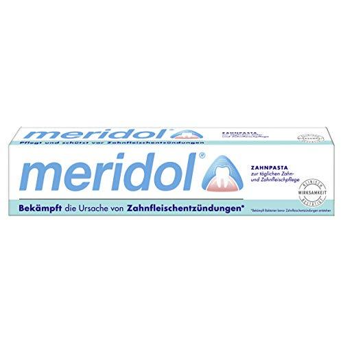 meridol Zahnpasta, 2er Pack (2 x 75 ml)
