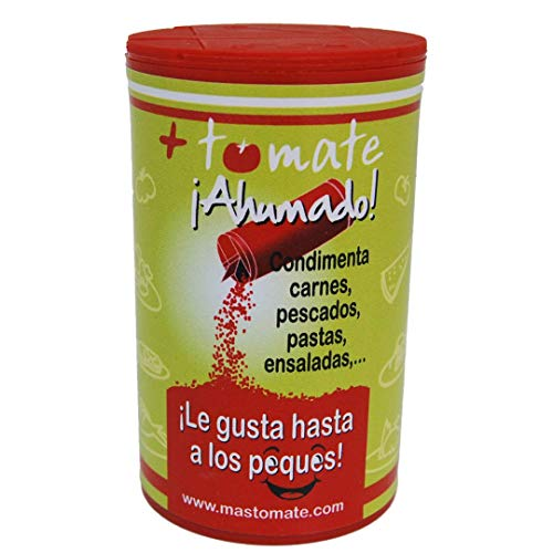 Tomate Ahumado - El Nuevo Sazonador