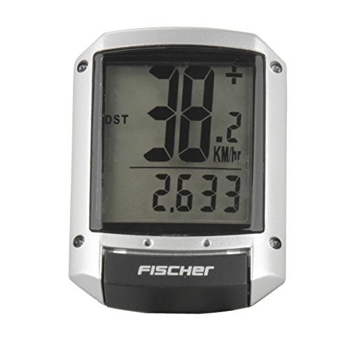 FISCHER Tachometer, Silber, Uni
