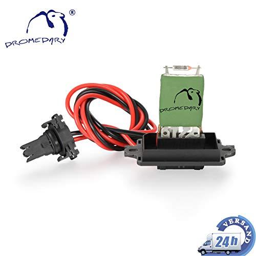 Dromedary 7701207876 Grand Scénic II Megane II Hatchback - Resistencia para ventilador de calefacción