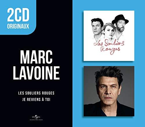 2cd Originaux: Les Souliers Rouges/Je Reviens À Toi
