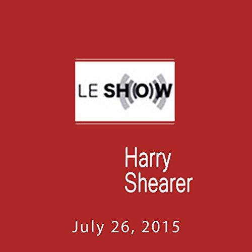 Le Show, July 26, 2015 cover art