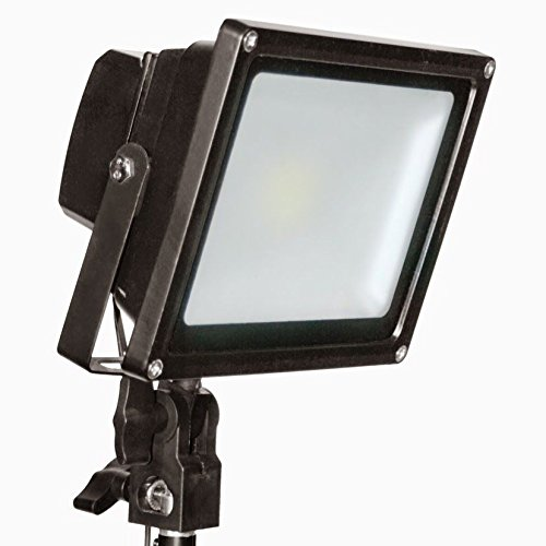 LED 100 Watt Photography Photo Video Light All Metal Body Steve Kaeser Photographic Lighting