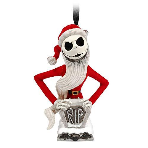 Disney Jack Skellington como Sandy Gaws - Adorno para cuaderno de bocetos – Tim Burton The Nightmare Before Christmas