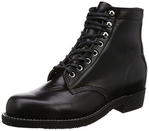 Chippewa 1939 6' ORIGINAL Service Boot 4353 D - Black, Größe:US Men 7 / EU 40