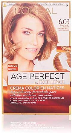 LOréal Paris Age Perfect Coloración permanente, Tono: 6.13