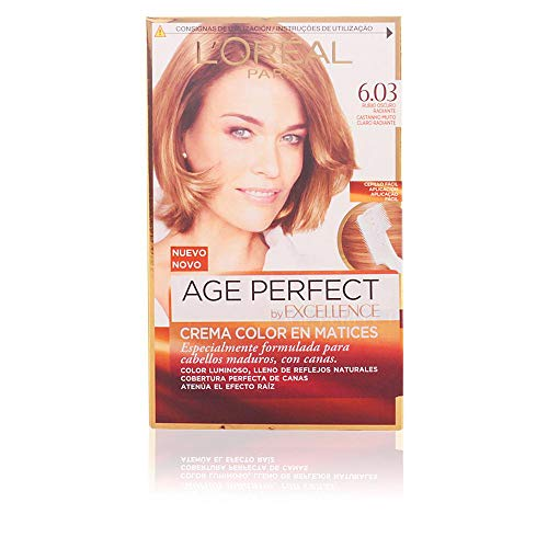 Bester der welt L'Oreal 913-65438 Excellence Age Perfekte Anti-Aging-Farbe Farbe – 200g.
