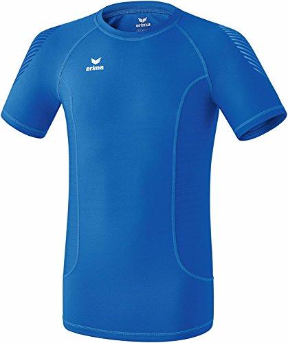 Erima - ELEMENTAL - T-Shirt - Garçon - Bleu (New Royal) - FR: 164 (UK: 13-14 Y)