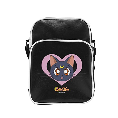 ABYstyle- Sailor Moon Schultertasche für Adulti, S, ABYBAG216