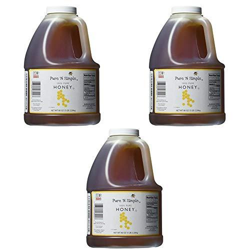 Pure N Simple 100% Pure Honey