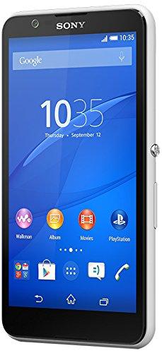 Sony Xperia E4 White (Xperia E4 White)