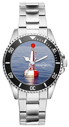 Geschenk für Schiffer Kapitäne Segler Uhr 2716