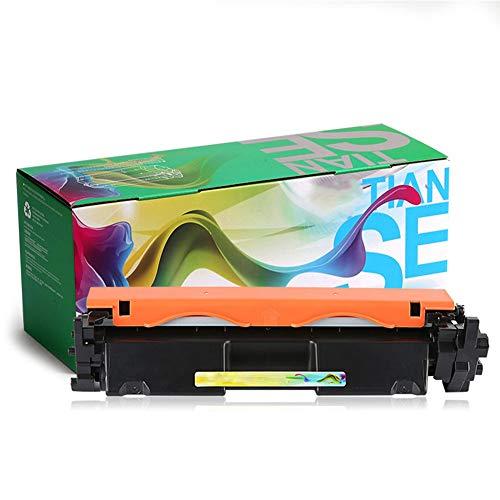 YCYZ Modelo CF218A - Caja de tóner compatible para impresora láser HP Laserjet P1007 P1008 P1106 P1108 M1136 M1213Nf M1216Nfh M126A M126Nw M128Fn, 2000 páginas, con chip
