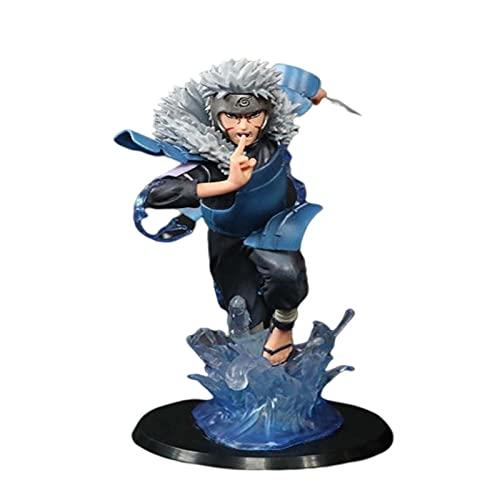 TFP Naruto Senju Tobirama Anime Figur Senju Hashirama Deko Figuren PVC Statue Figur Ornamente Figur Charakter Modell Figur 2-19cm