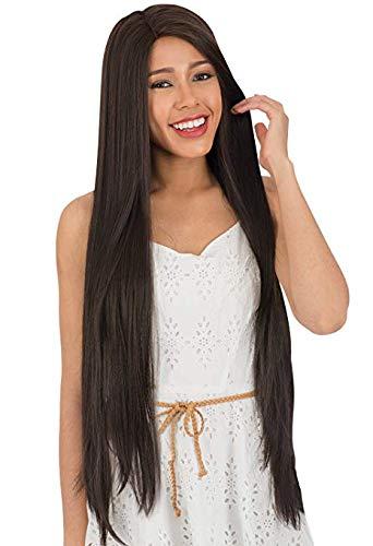New Born Free Magic Lace U-Shape Wig MLU08 Color 1