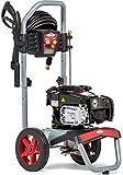 Briggs & Stratton Elite Hidrolimpiadora de Alta presión de Gasolina 2800 PSI/193 Bares-Serie 675EXi OHV con Motor de 163 CC