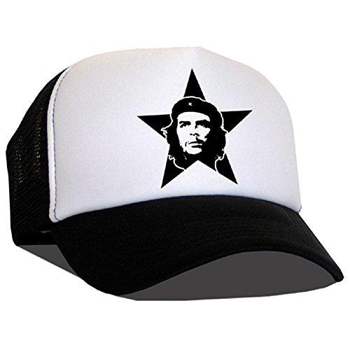 "Bastart Caps Raphia Art""Ernesto Che Guevara Classic Casquette en maille"