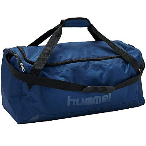 Hummel HmlActive sporttas sporttas fitnesstas blauw 205062-7839