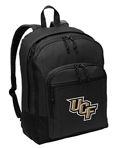 University of Central Florida Backpack CLASSIC STYLE UCF Backpack Laptop Sleeve