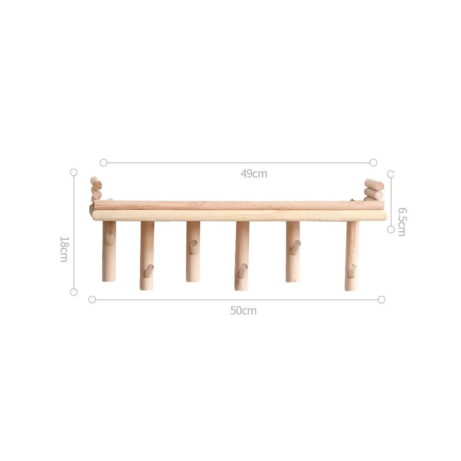 アイザック乗り出すタイムリーなNN シンプルなポーチキーフック壁掛け装飾収納コートラックドア壁ドレッシングルームクリエイティブラック、から選択するサイズのバラエティ 家具の装飾 (Size : A)