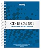 ICD-10-CM 2021: The Complete Official Codebook (ICD-10-CM the Complete Official Codebook)