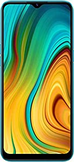 Realme C3 Dual SIM Mobile Phone, 6.5 Inch, 3 GB RAM, 64 GB, 4G LTE - Frozen Blue