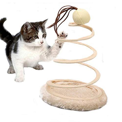 othulp Spielzeug Katze Katzenspielzeug Set Katzen Zauberstab Kätzchen-Spielwaren für Innenkatzen Katze Spielzeug Bälle Cat Treat Spielzeug Ball