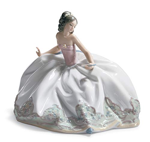 Lladró at The Ball Porcelain Figurine