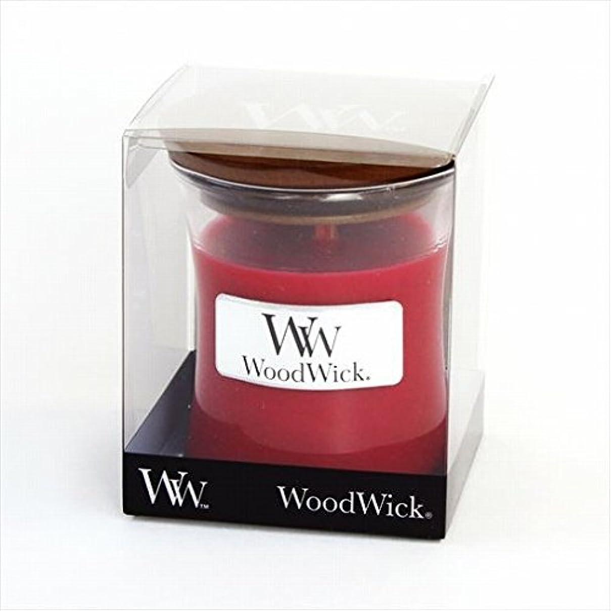 結晶特異なずっとカメヤマキャンドル( kameyama candle ) Wood Wick ジャーS 「 カラント 」