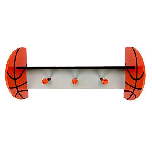 Basketball Wall Shelf