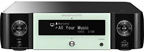 Marantz MCR511/N1GN Melody Media Netzwerk-(Bluetooth, Airplay, Spotify Connect, Internetradio, DAB/DAB+) weiß