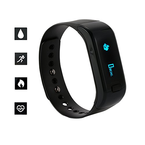 XCSOURCE Bluetooth 4.0 Smart Wrist Bracelet Watch Sport Health For Android Smartphone AC315