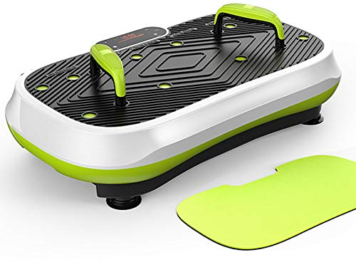 Best Price DPLLM Vibration Plate Exercise Machine, Full Whole Body Workout Machine Fitness Platform ...