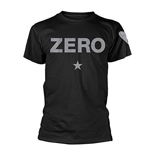 The Smashing Pumpkins Billy Corgan Zero Rock Oficial Camiseta para Hombre