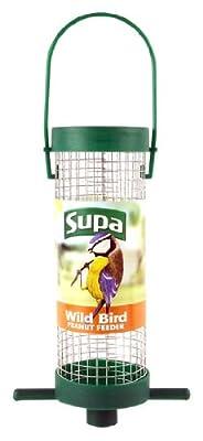 "Supa 8"" Wire Bird Peanut Feeder 710 by Supa"