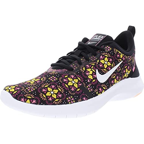Nike Flex Experience RN 8 Women's Athletic Running Sneakers Black Size 5