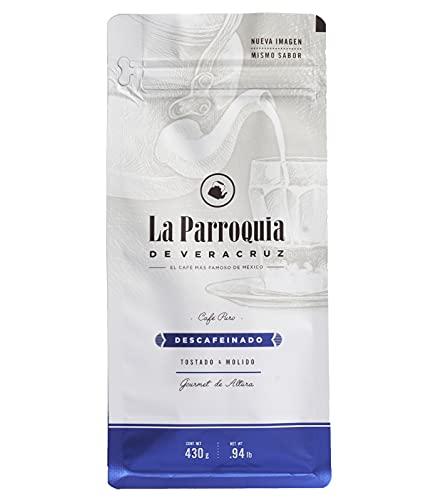 Cafe Para Cafetera marca Café de La Parroquia de Veracruz