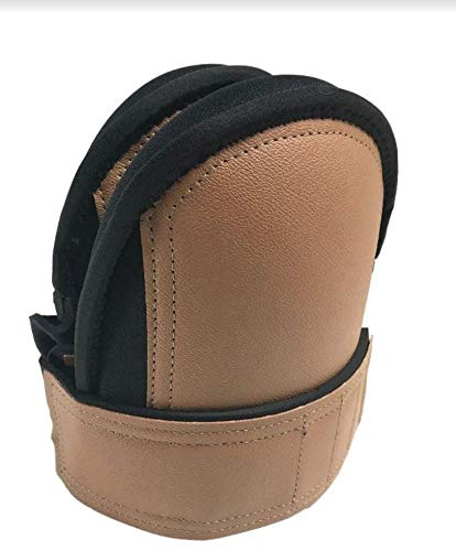 Troxell USA - SuperSoft LeatherHead Kneepads (Large Size/Bagged in Pairs)