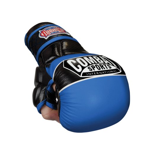 mma gloves with hand