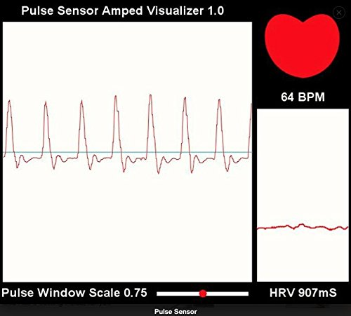 PulseSensor.com the Real & Original Pulse Sensor plug-in for your project.