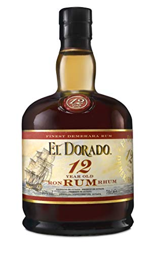 El Dorado 12 A. 6540058 Rum,...