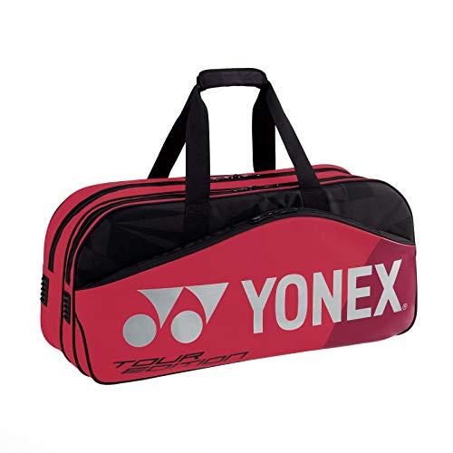 Yonex Tournament Bag - Bolsa de Deporte clásica, Color Rojo, Talla única