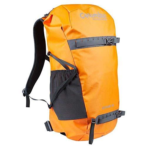 COLUMBUS Sac à Dos Aitxuri 30 Randonnée Sac a Dos Voyage 30L Multifonction Camping Trekking Couleur Orange Imperméable