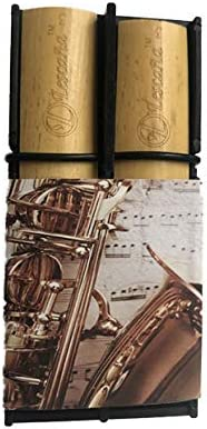 Black Tenor Arlington Mall Saxophone Lovers Rockin' Reed Lescana by Max 76% OFF Holder