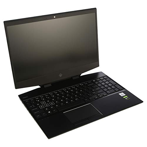HP OMEN 15.6' FHD IPS Premium Gaming Laptop | Intel Core i7-10750H | 32GB RAM | 1TBSSD +1TBHDD | NVIDIA GeForce GTX 1660 Ti | Backlit Keyboard | Windows 10 | with Mouse and Headset Bundle