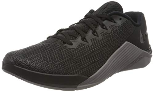 Nike Metcon 5 Mens Aq1189-001 Size 11.5 Black/Gunsmoke