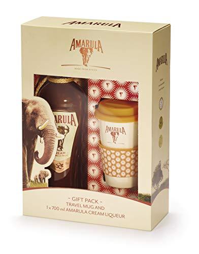 Amarula Kaffeebecher Geschenkset Sahne (1 x 0.7 l)