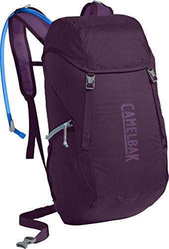 CAMELBAK Arete 22, Zaino Unisex-Adulto, Plum/Sunset Purple, 2.5 L