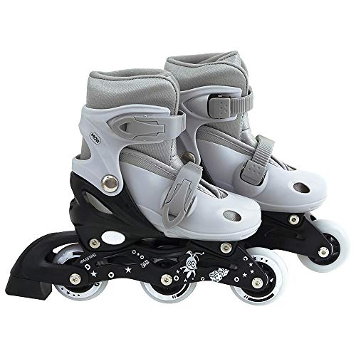 Roller Infantil Cinza - Tamanho P 30-33 Mor