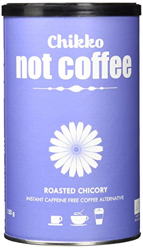 Chikko Not Coffee BIO Geröstetem Chicoree Kaffee (Instant), 1er Pack (1 x 150 g)